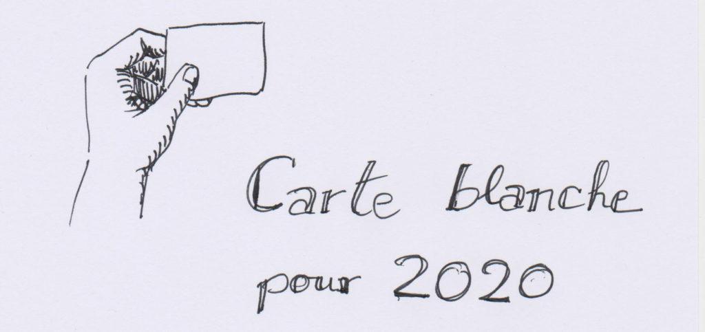 carta blanche